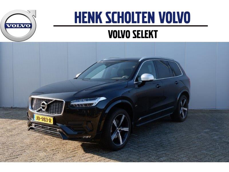 Volvo Xc90 D5 r-design geartronic awd 7p.