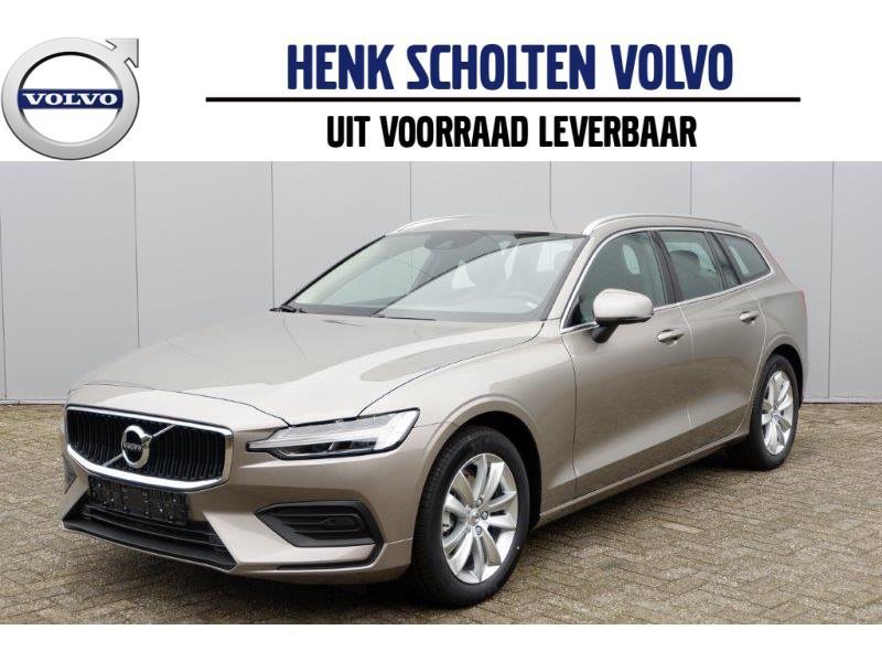 Volvo V60 New d4 190pk momentum/ navi/ park assist voor