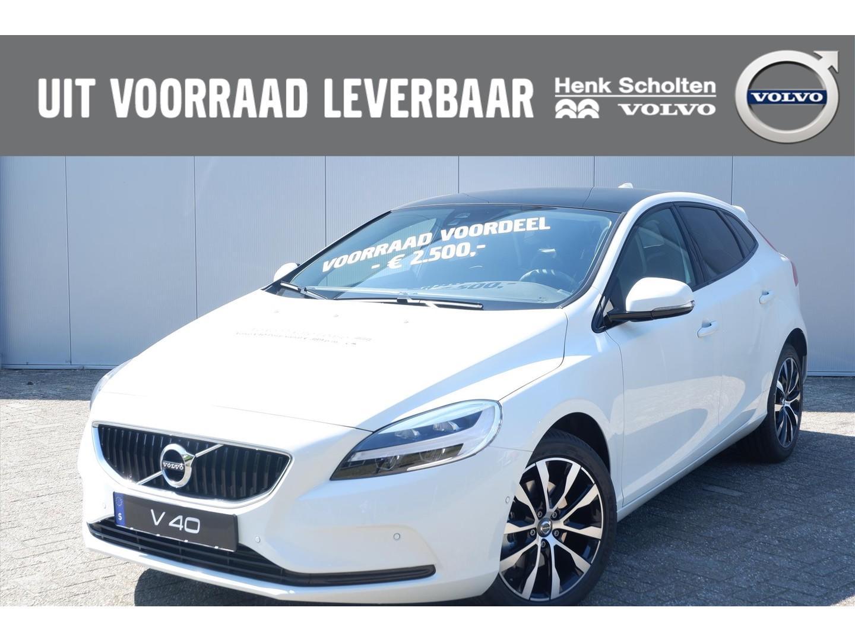 Volvo V40 T3 152pk dynamic edition/luxury/standkachel