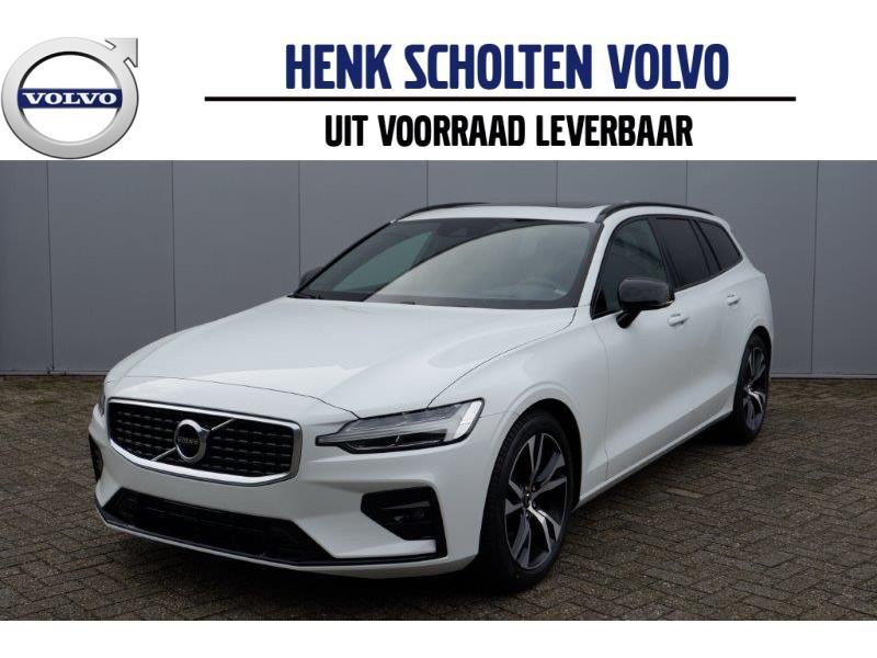 Volvo V60 New t5 250pk aut8 r-design/luxury/standkachel
