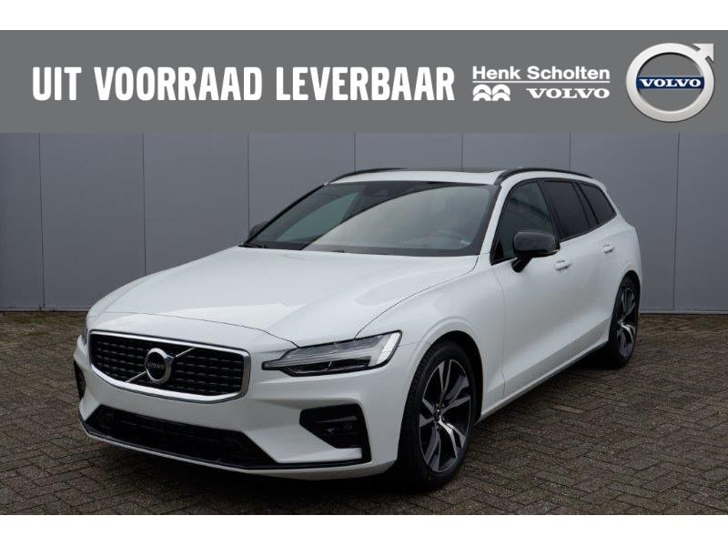 Volvo V60 New t5 250pk aut8 r-design/luxury/standkachel