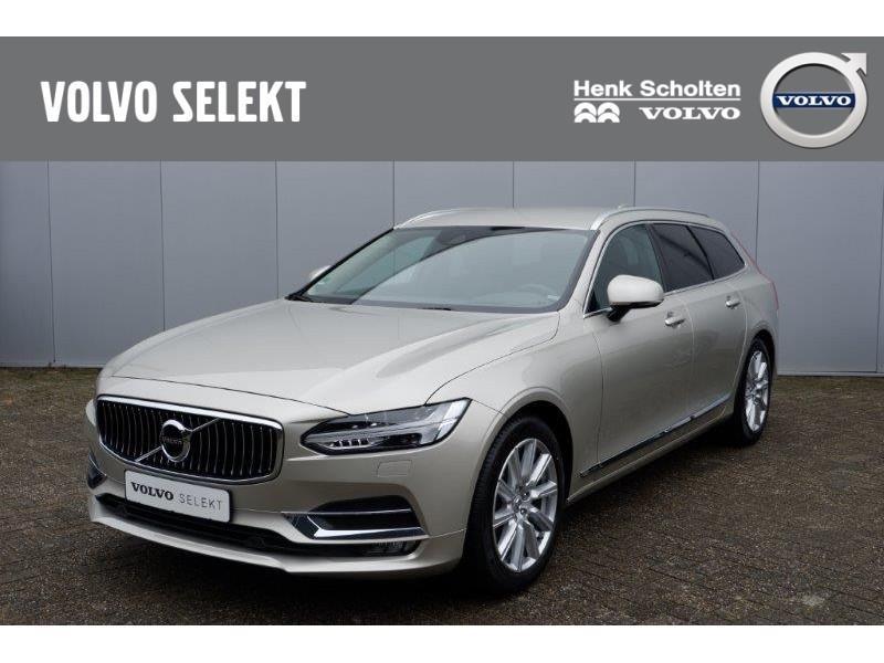 Volvo V90 T5 250pk aut8 inscription/keyless/head-up displ.
