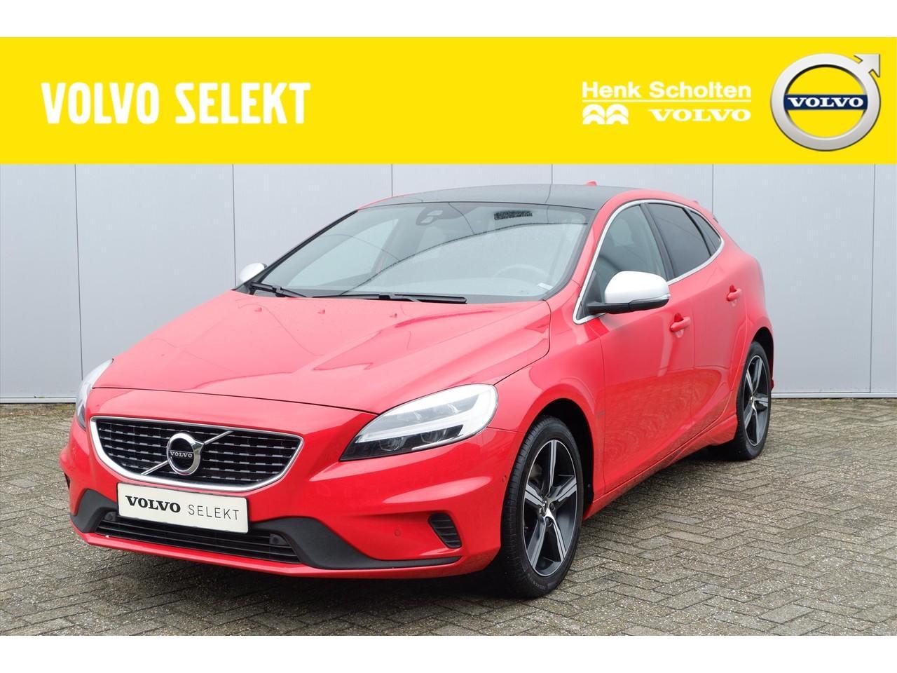 Volvo V40 2.0 t4 190pk bs / styling kit / scandinavian