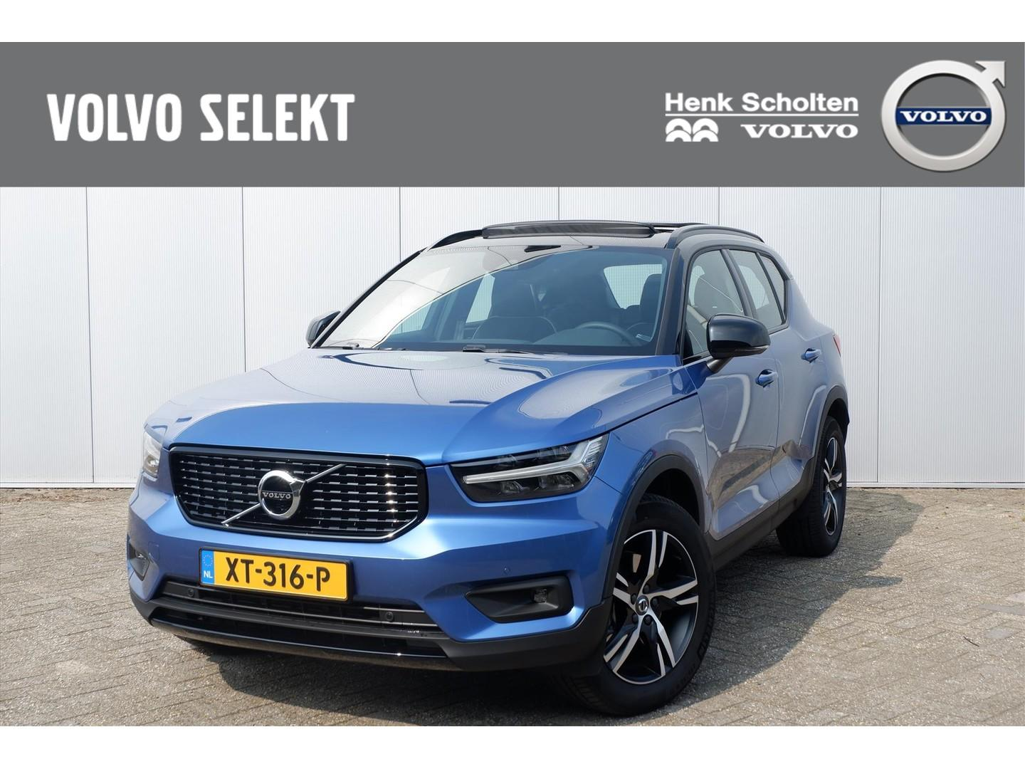 Volvo Xc40 T4 190pk aut8 r-design/luxury/intellisafe
