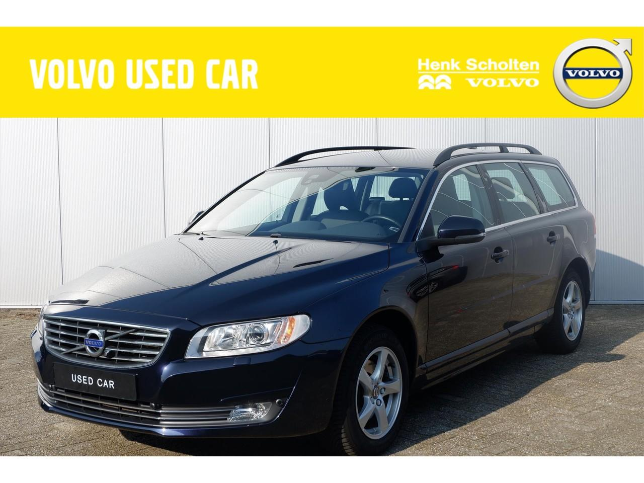 Volvo V70 D3 150pk aut6 polar/estate-/family-line