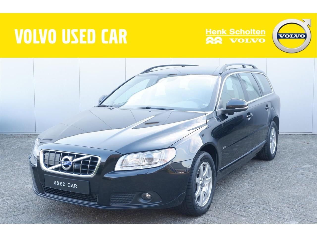Volvo V70 D3 163pk geartronic limited edition