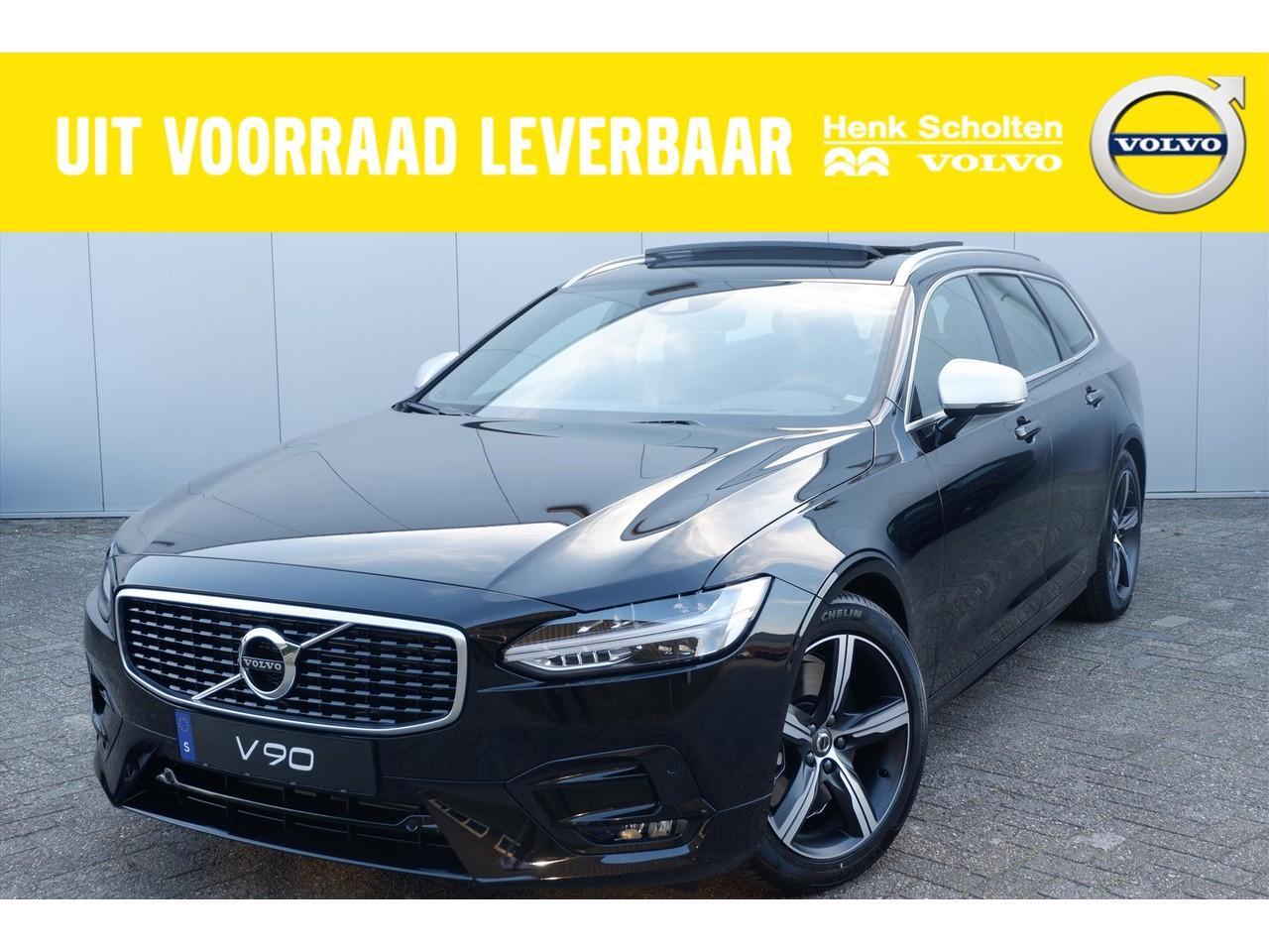 Volvo V90 T4 190pk aut8 business sport/luxury/scandi.