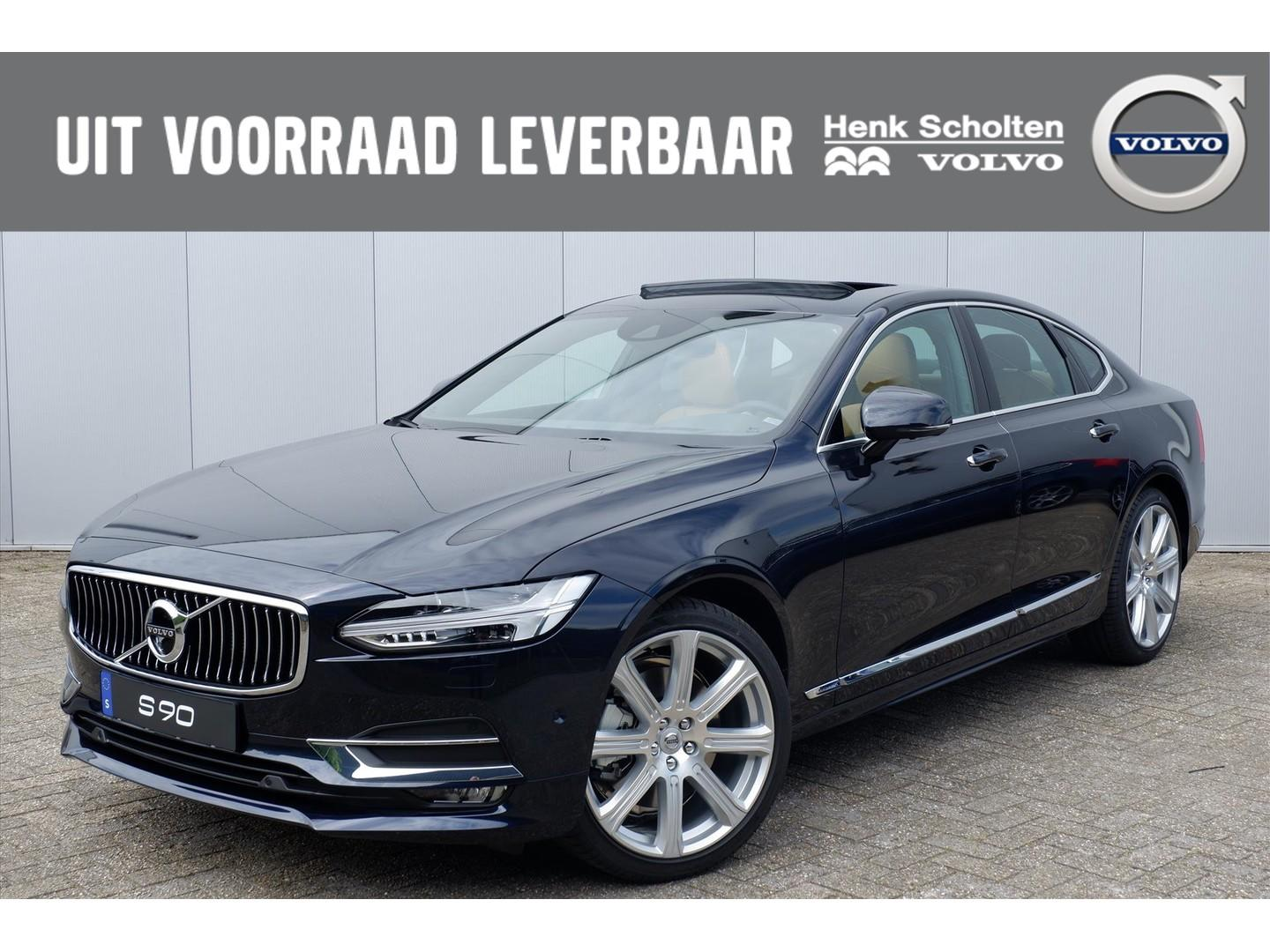 "Volvo S90 T4 190pk aut8 business luxury+ 20""lmv"