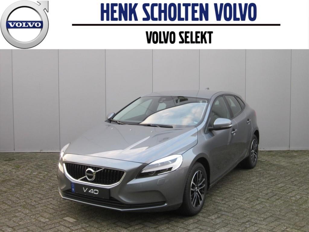 Volvo V40 D2 nordic+ navi/tel/standkachel/lmv