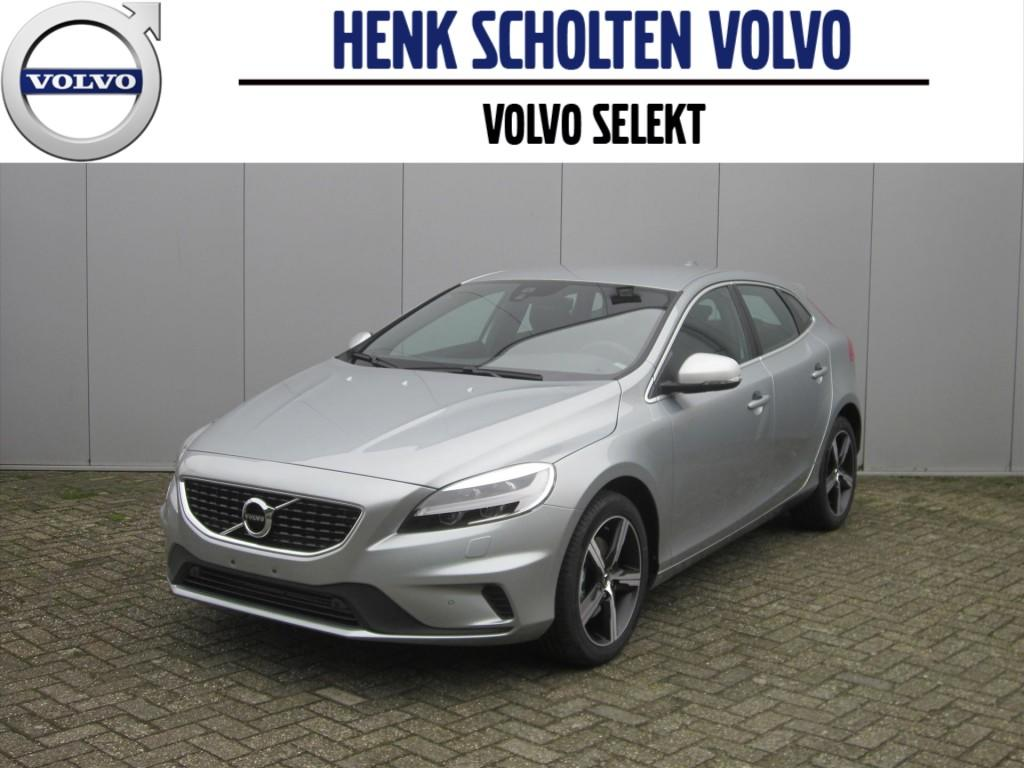 Volvo V40 T3 nordic+ sport navi/bluetooth/17 inch