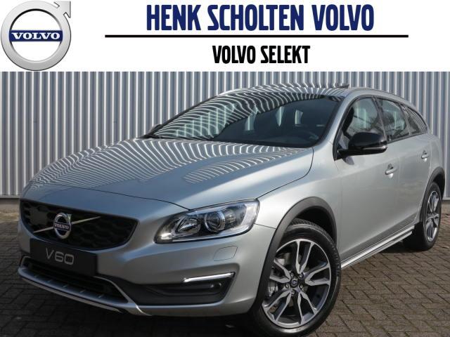 Volvo V60 cross country T5 245pk, blis, parkeer verwarming