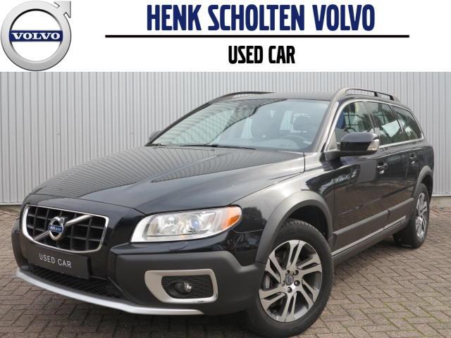 Volvo Xc70 D3 163pk limited edition leder parkeersensoren achter