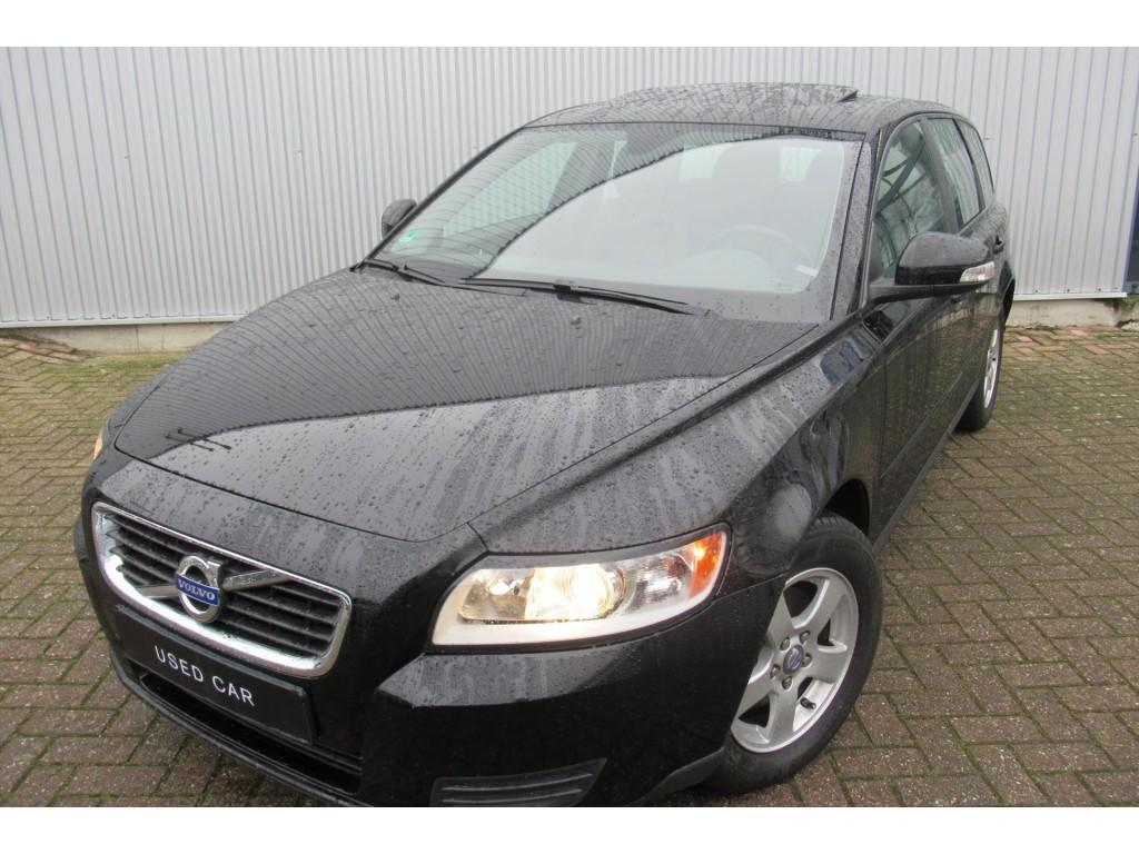 Volvo V50 1.6 sunroof leder trekhaak navi