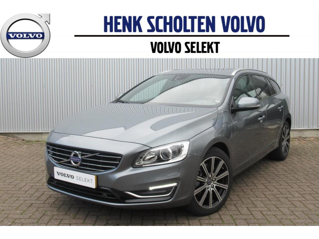 Volvo V60 D5 twin engine 235pk gtr awd special edition