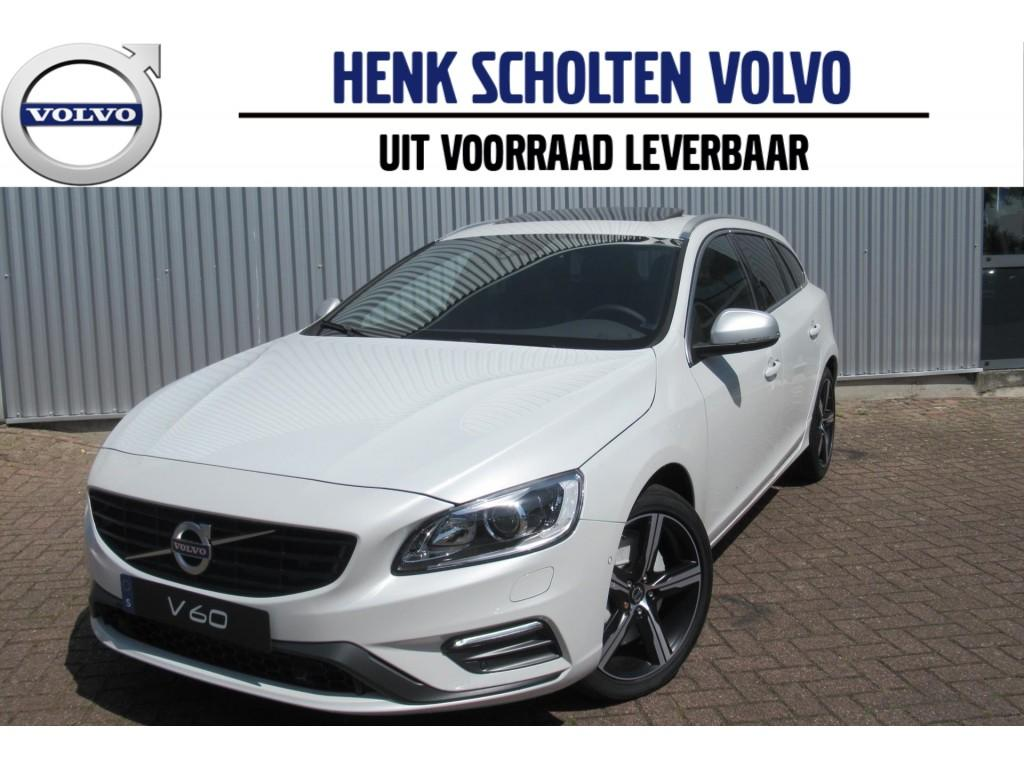 Volvo V60 T4 190pk geartronic business sport luxury