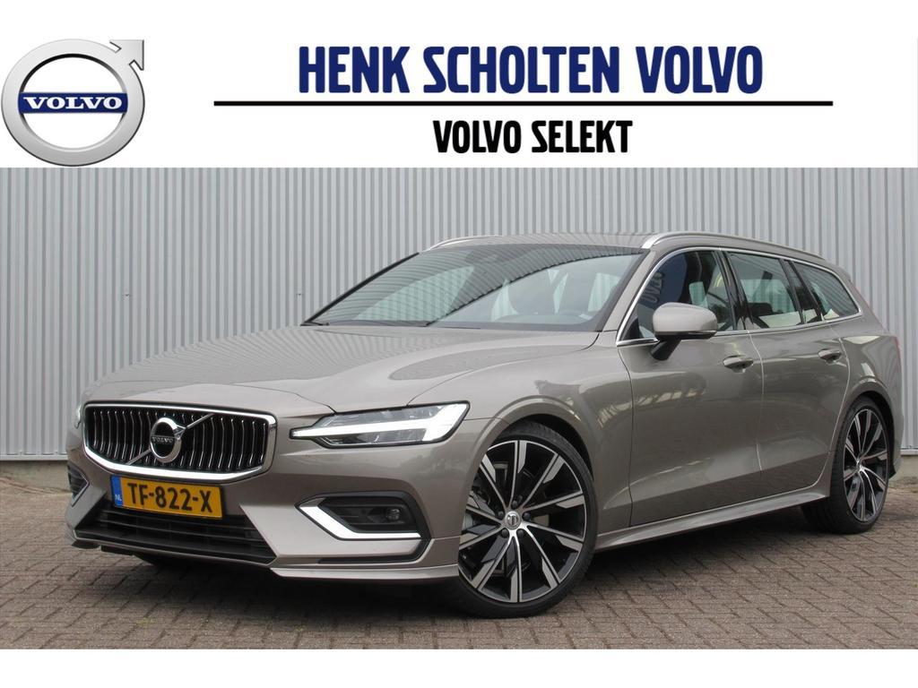 Volvo V60 New t6 awd geartronic inscription 310pk navi schuif-/kanteldak