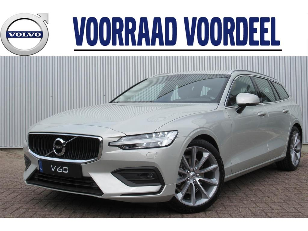 Volvo V60 New d4 momentum automaat 190pk leder navi full-led