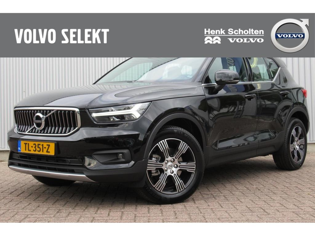 Volvo Xc40 D4 awd inscription automaat 190pk leder navi pilot assist