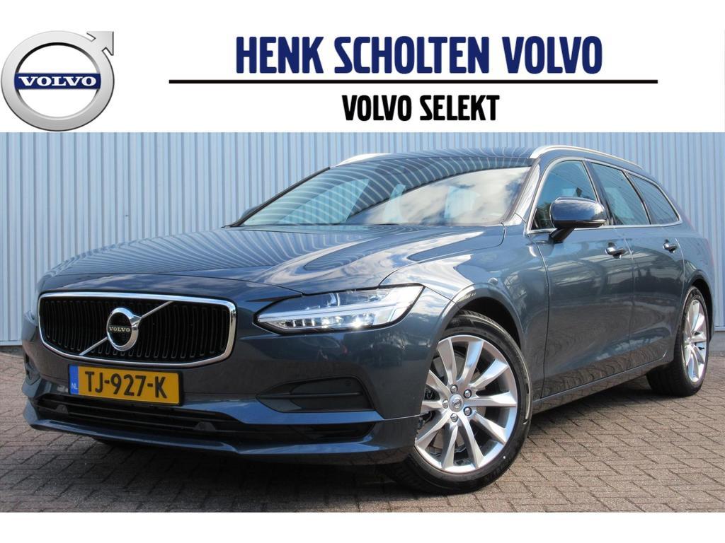 Volvo V90 T4 automaat momentum 190pk navi park assist voor + achter