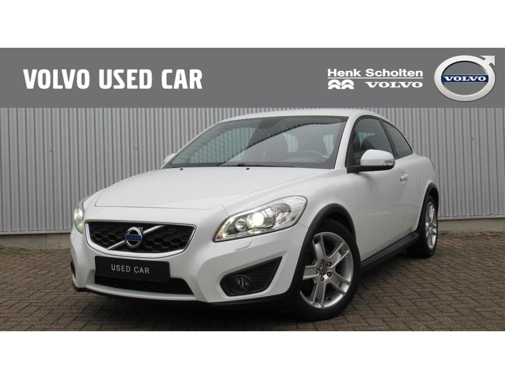 Volvo C30 1.6 d summum leder navi parkeersensoren