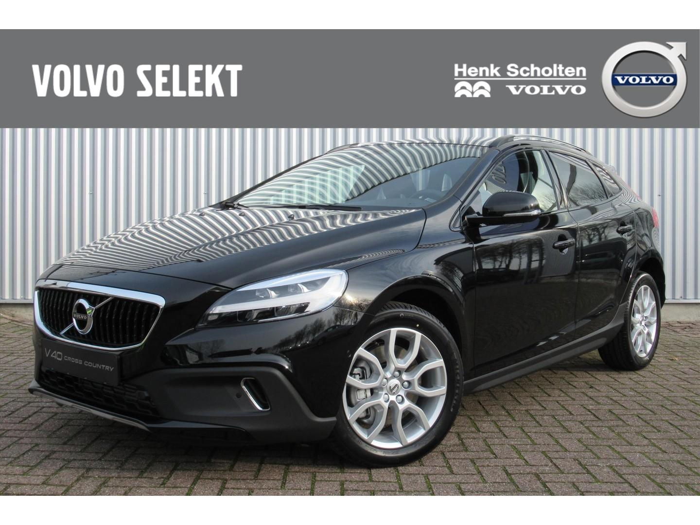 Volvo V40 cross country 1.5 t3 aut polar+ dab+ parkassist