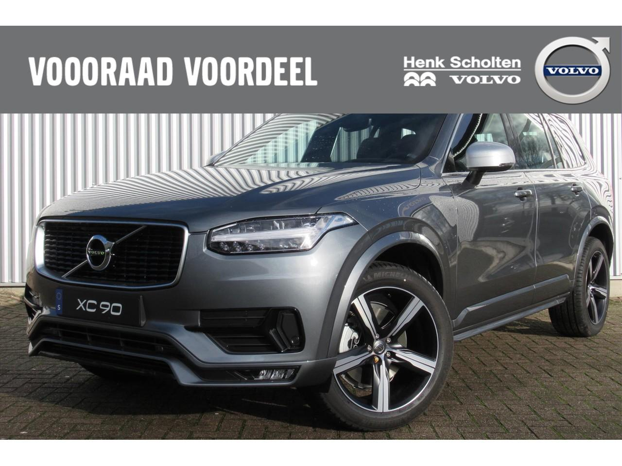 Volvo Xc90 T5 250pk awd r-design, intellisafe, stoelverwarming