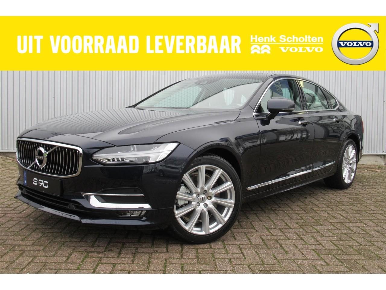 Volvo S90 T4 inscription dab+ stoelverwarming
