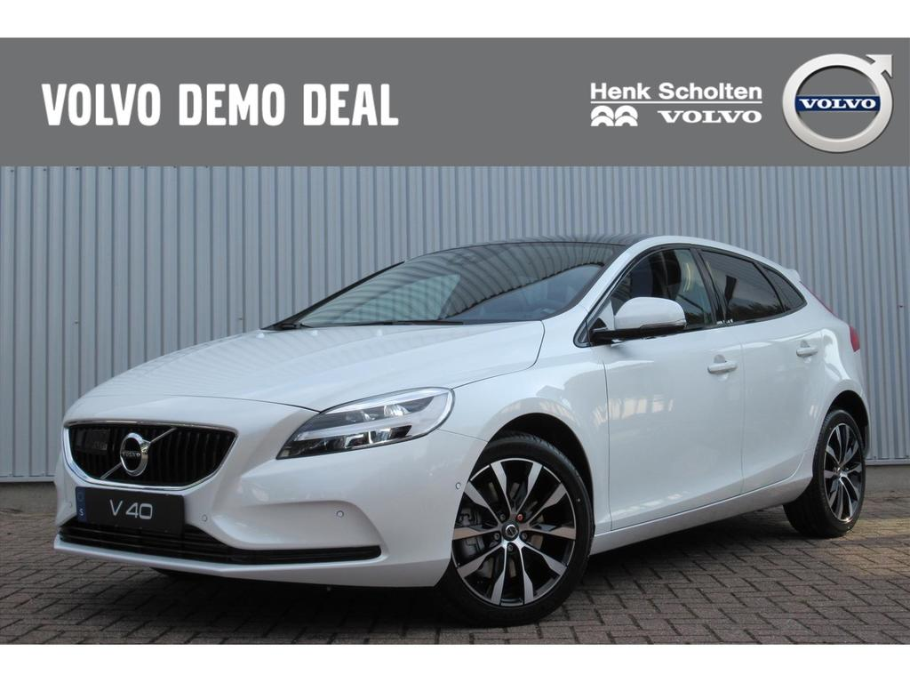 Volvo V40 T3 152pk gt dynamic edition blis panorama dak
