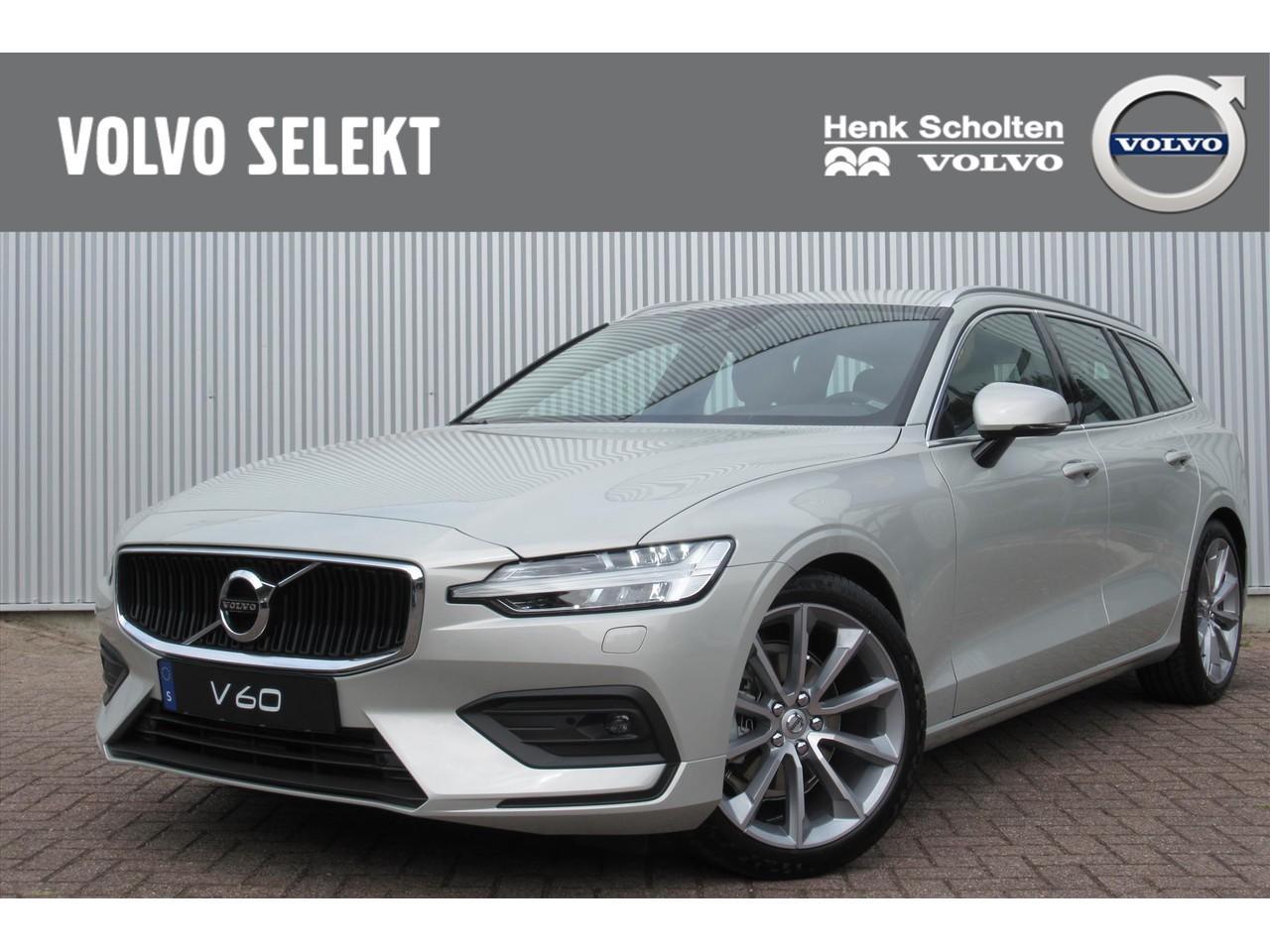 Volvo V60 D4 190pk gt navi parkeerverwarming park assist