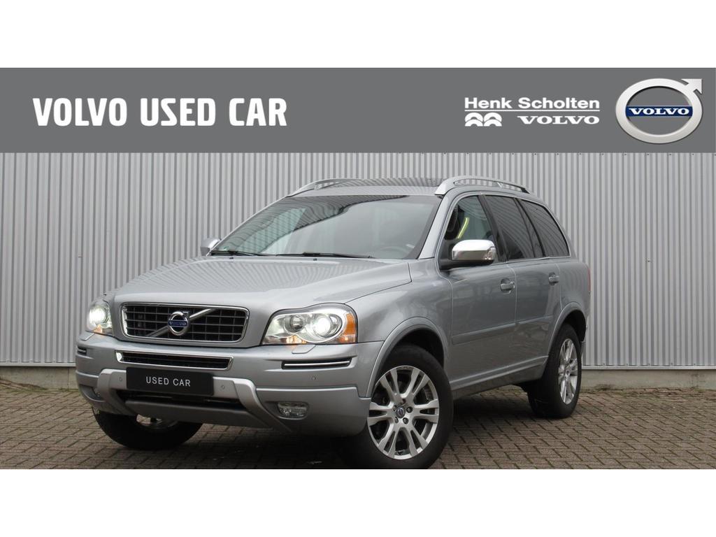 Volvo Xc90 2.4 d5 gt summum 7-zits schuif-/kanteldak leder