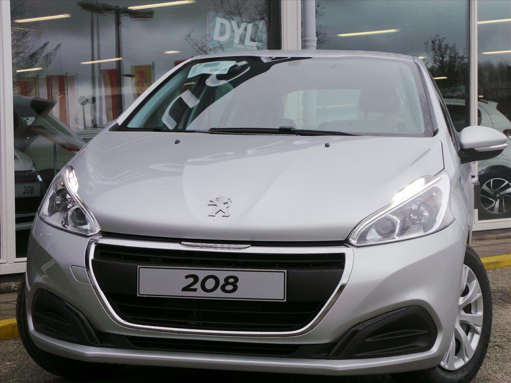 Peugeot 208 1.2 5D Blue Lion Private Lease per maand!