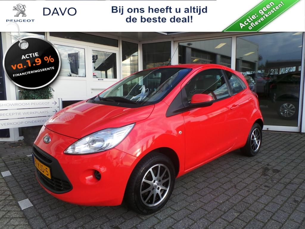 Ford Ka 1.2 51kw trend