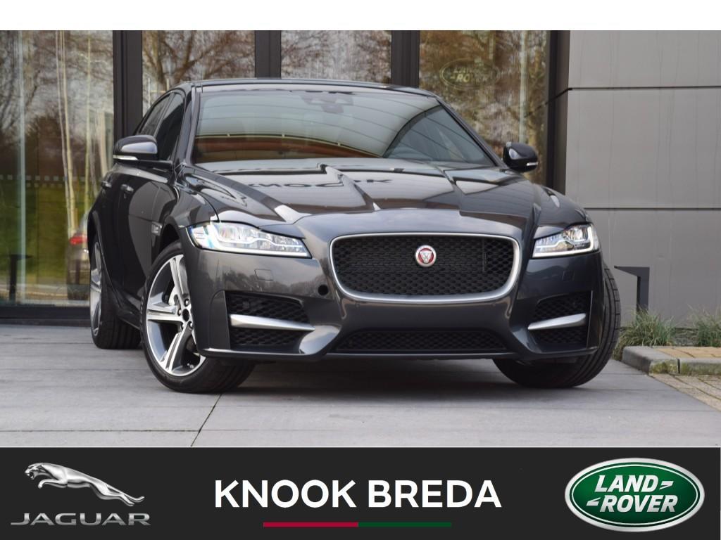 Jaguar Xf 2.0d 180 r-sport aut. pro edition voordeel: €16.319,-!