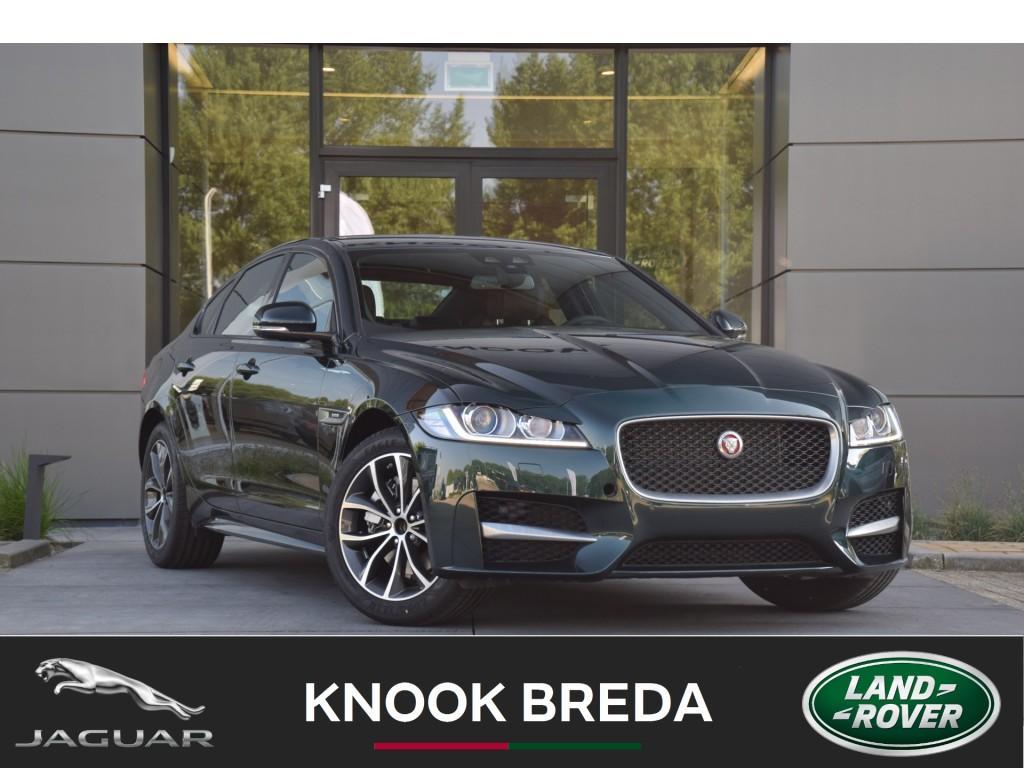 Jaguar Xf 2.0d r-sport pro edition voordeel: €14.230,-