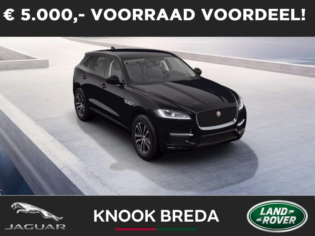 Jaguar F-pace 2.0 r-sport 20d 2,9% rente financial lease