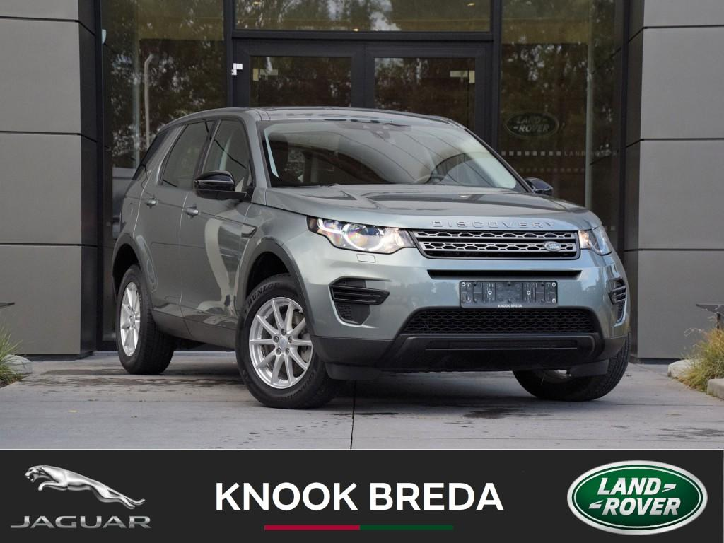 Land rover Discovery sport 2.0 td4 4wd comm. navigatie