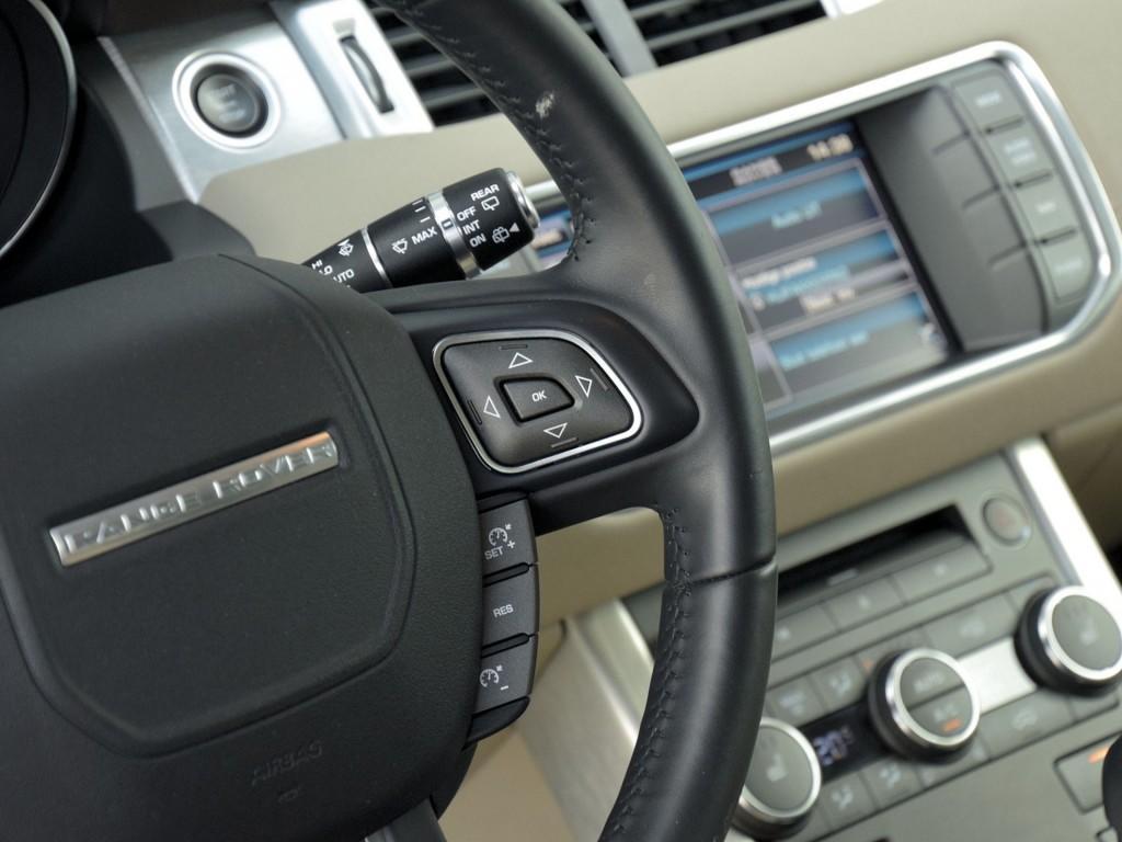Land Rover Range Rover Evoque eD4 Pure Xenon
