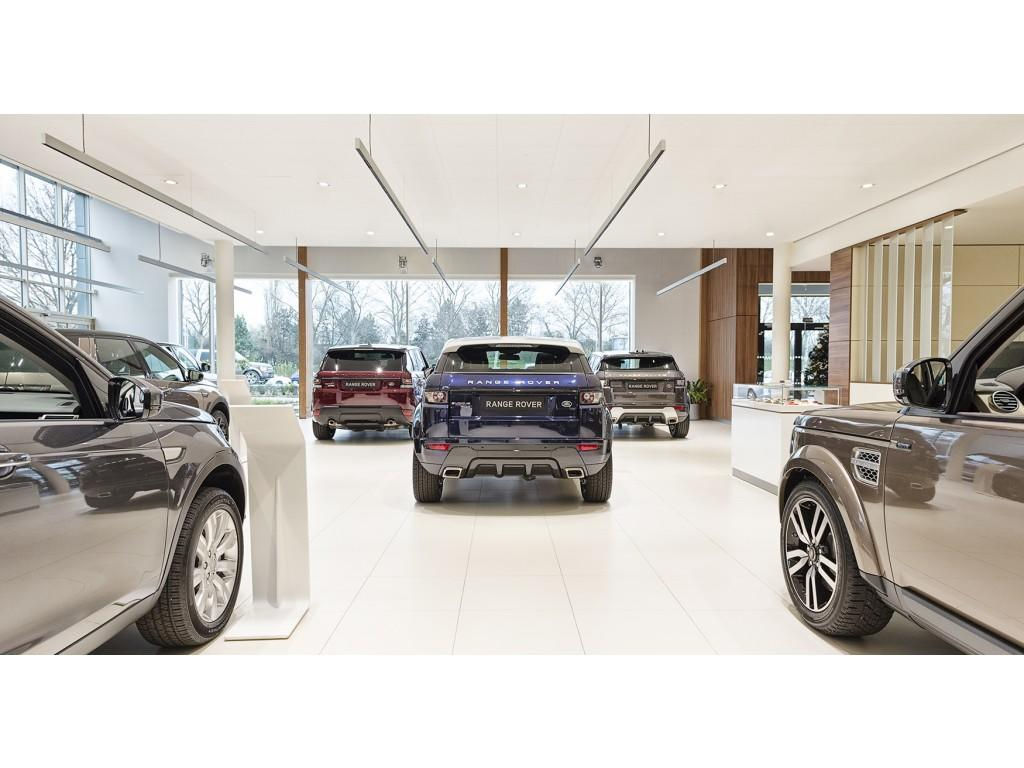 Land Rover Range Rover Sport SDV6 HSE Dynamic Stealth
