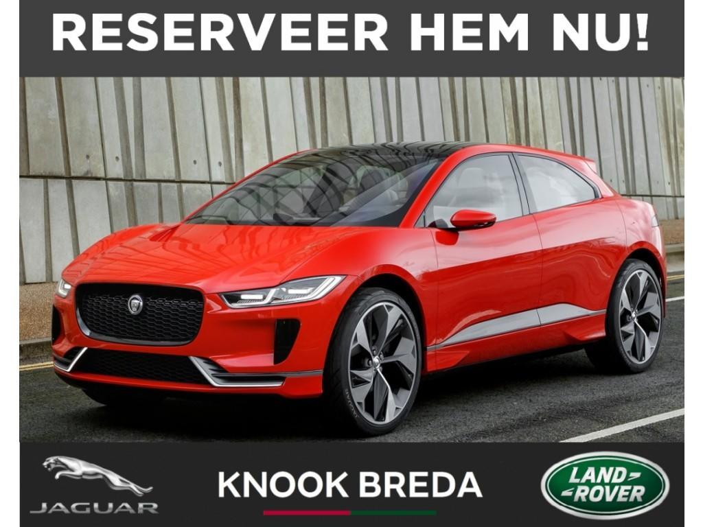 Jaguar I-pace Reserveer hem nu rij in 2018!