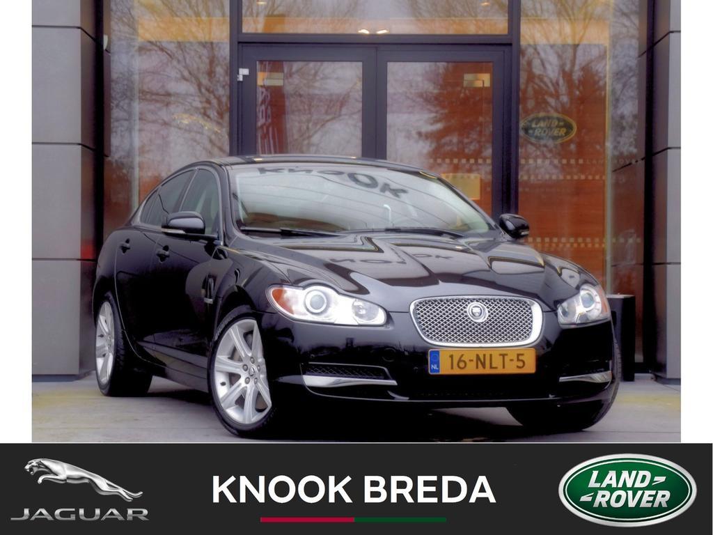 Jaguar Xf 3.0d v6 luxury