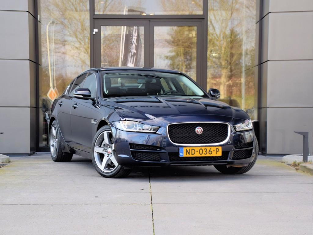 "Jaguar Xe 2.0t prestige 18"""