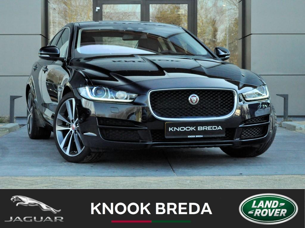 Jaguar Xe 2.0d 180 pk portfolio np: 62.676 eur!