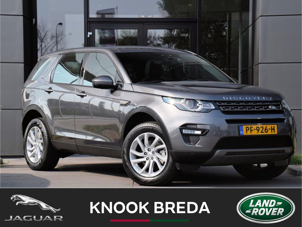 Land rover Discovery sport Td4 urb.ser. se