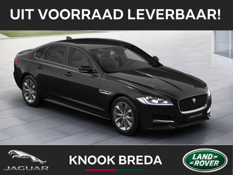Jaguar Xf 2.0t r-sport 2,9% rente financial lease