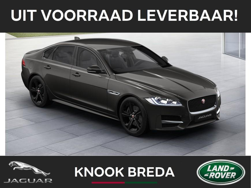 Jaguar Xf 2.0d r-sport 180 pro edition 2,9% rente financial lease