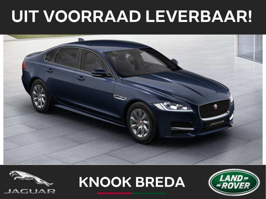 Jaguar Xf 2.0d r-sport pro edition 2,9% rente financial lease