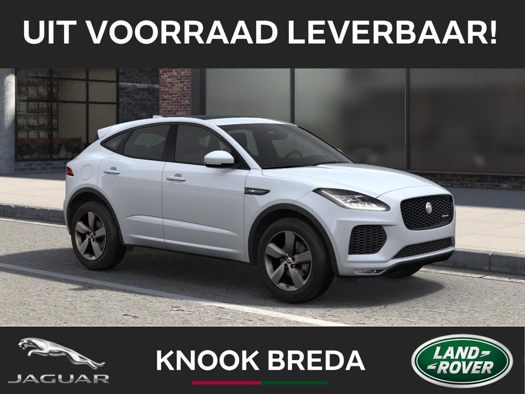 Jaguar E-pace D150 awd r-dynamic s 2,9% rente financial lease