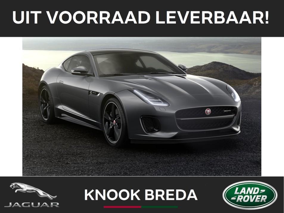 Jaguar F-type 2.0t r-dynamic 2,9% rente financial lease