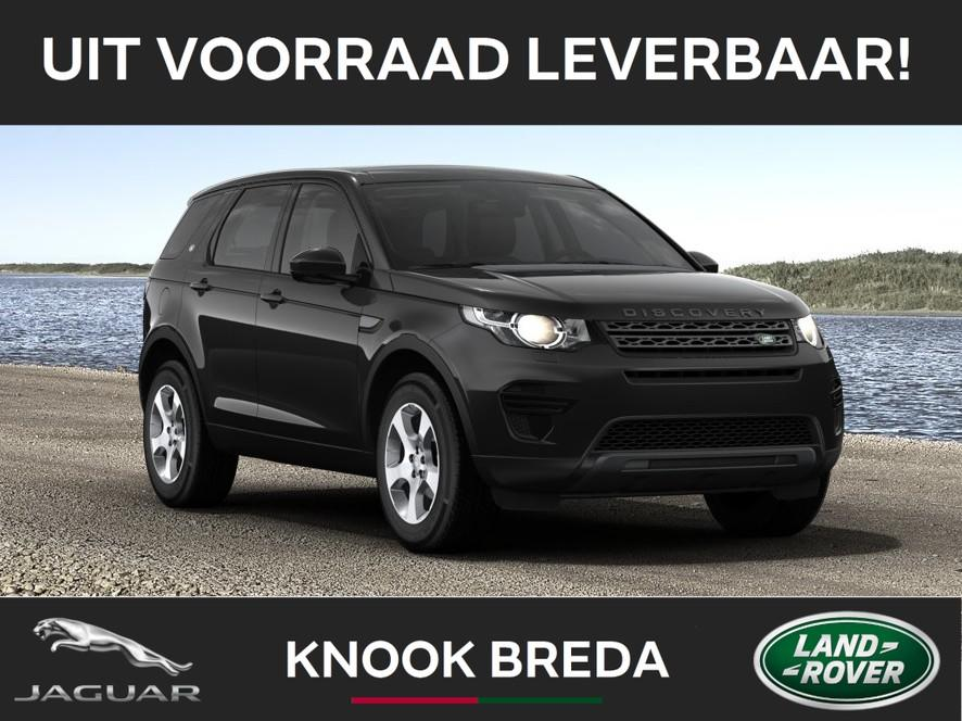 Land rover Discovery sport 2.0 td4 e-capability urban series se 2,9% rente financial lease