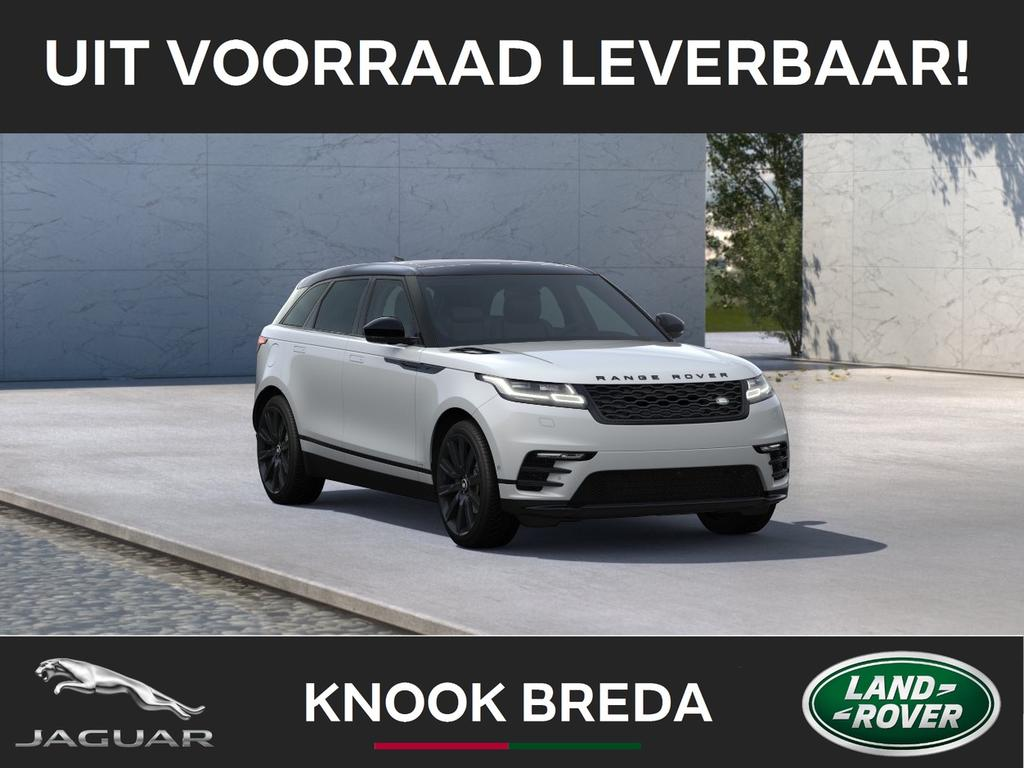 Land rover Range rover velar 2.0 i4 turbo awd r-dynamic se 2,9% rente financial lease